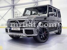 Mercedes G-Wagon Genuine AMG G500 G550 G65 W463 G63 Black Facelift Kit New