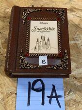 Women's Vtg Disney Snow White Prince Fairy Tale Watch  Pin UNWORN READ