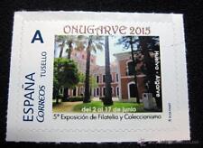 Sello personalizado Onugarve 2015 Casa Colón Huelva (Tu Sello Correos) Tarifa A