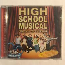High School Musical Premiers pas sur scene cd 14 titres neuf sous blister