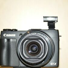Canon PowerShot G1 X Mark II 9167B001 12.8 MP Digital Camera - Black