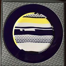 Roy Lichtenstein: Rosenthal Künstler-Platzteller Teller Künstlerteller limitiert