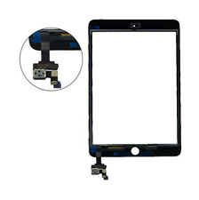 Black Touch Glass Digitizer Screen Replacement IC Home Button For iPad Mini 2 UK