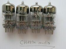 4pcs 6N3P-EV, Soviet Vintage Radio Triode Tubes, Same Date, NOS