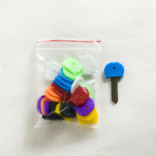 24* Colorful Rubber Key Top Covers Tags Head Caps Markers Mixed Top Durable CY2Z