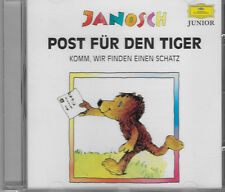 Post für den Tiger -  2 Geschichten von Janosch