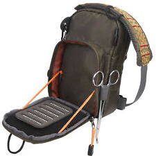 New Fly Fishing Chest Bag OUtdoor Lightweight Chest Pack Adjustable Fish Bag