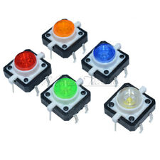 20 Stück Mikrotaster Mini Taster 4x4x3 mm SMD SMT PCB Tactile Switch Microtaster