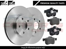 FOR VAUXHALL VECTRA C REAR BRAKE DISC DISCS BRAKE PADS SET ALL MODELS