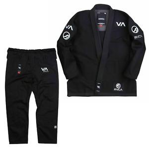 RVCA BJJ Gi Black, Blue and white