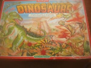 Waddingtons Lost Valley Of The Dinosaurs Board Game Spare Playing Pieces