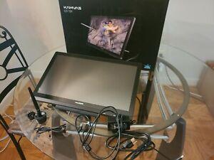 Huion Kamvas 20 Gt-191 V2 19.5 Inch Drawing Tablet