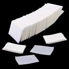 1000pcs Acrylic UV Gel Cotton Nail Polish Remover Cleaner Wipes Lint Free Patch@