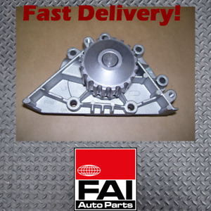 FAI Water pump fits Citroen EW10A (RFJ) C4 C5 X7
