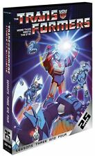 New: TRANSFORMERS - SEASONS 3 & 4 (25th Anniversary Edition) 4-DVD Set