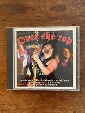 Over the Top CD Motorhead Black Sabbath UFO Venom Hawkwind Kaz 1995