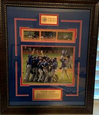 2016 CHICAGO CUBS WORLD SERIES CHAMPS  - 19 x 23 PHOTO
