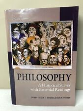 Philosophy A Historical Survey With Essential Readings Ninth Edition