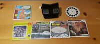 Vintage 1950s Viewmaster Lot 4 Full Sets and 9 Loose Reels