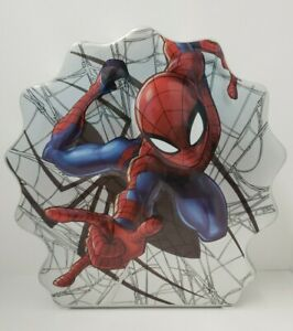 Marvel Spider-Man Ceramic Coin Piggy Bank New!