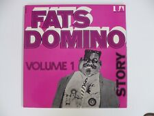 Fats Domino Story Volume 1 LP 33t  United Artists Records UAS 29142 France NM
