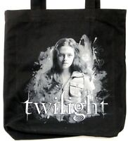 Twilight BELLA Tasche Shopping Bag BLACK CANVAS Turnbeutel Einkaufstasche