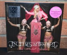 """IN THIS MOMENT - Sex Metal Barbie, Limited RSD 7"""" PINK VINYL Single New & Sealed"""