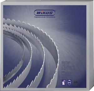 WIKUS Vario M42 Bandsägeblatt 2950 x 27 x 0,9mm, 6-10 ZpZ