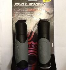 Raleigh Comfort Handlebar Grips Mountain Bike Hybrid