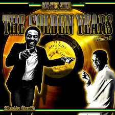 THE GOLDEN YEARS VOLUME 3 REGGAE MIX CD