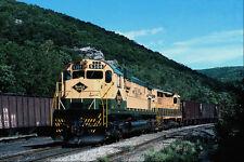 788056 lecture alco no 36856 avec EMD gp 35 5313 sur le charbon n suis train A4 Photo pri