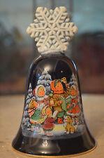 Avon 1987 Christmas Bell With Original Box