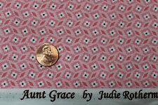 """""""TRIBUTE TO AUNT GRACE"""" QUILT FABRIC CIRCA 1930's BTY FOR MARCUS 6261-0376"""