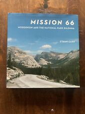 Mission 66 Book National Park Service Used Excellent Condition