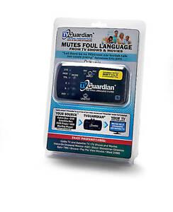 TVGuardian Model LT - TV and DVD Profanity Filter - TV Guardian