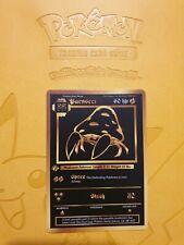 Pokemon Base 1st Parasect Gold LUXURY CARD custom card Christmas gift