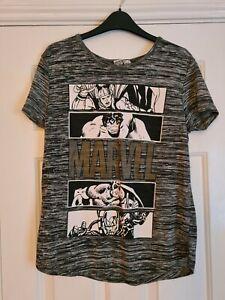 Marvel Ladies Tshirt