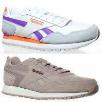 Reebok Womens Classic Harman Run Lt Us-grey/White/Grape/Orange Running Shoes