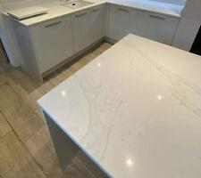 Calacatta Gold   Quartz Kitchen Worktop   All colours available   Affordabl