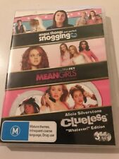 Angus Thongs Perfect Snogging / Mean Girls / Clueless DVD Sale!