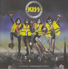 "KISS "" PARIS DESTROYERS, 2 CD DIGIPACK"