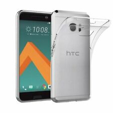 Suave Gel Funda para HTC 10 transparente de silicona protección CAS