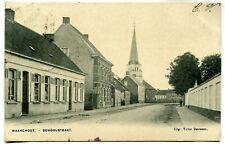 CPA - Carte Postale - Belgique - Waarschoot - Schoolstraat - 1907 (BR14350)
