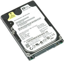 "160gb SATA WD WD 1600 BEVS - 22zct0 5400rpm 2,5"" disco duro con revisión general"