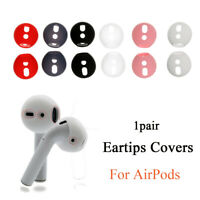 Earphone Replacement Earplug Protector Silicone Earbuds Cover For Apple Airpods
