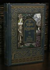 LE MORTE D' ARTHUR by SIR THOMAS MALORY Leatherbound NEW & SEALED!