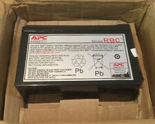 APC RBC17 UPS LEAK PROOF BATTERY BLACK CARTRIDGE