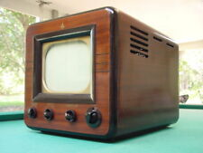 "Vintage 1940's Emerson 571 10"" Table Top TV w/ Channel 1 Tuner"