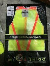 HI Vis Safety vest- NEW size LARGE