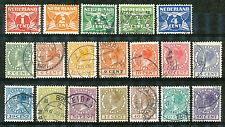 Nederland  144 - 162 gebruikt (2)